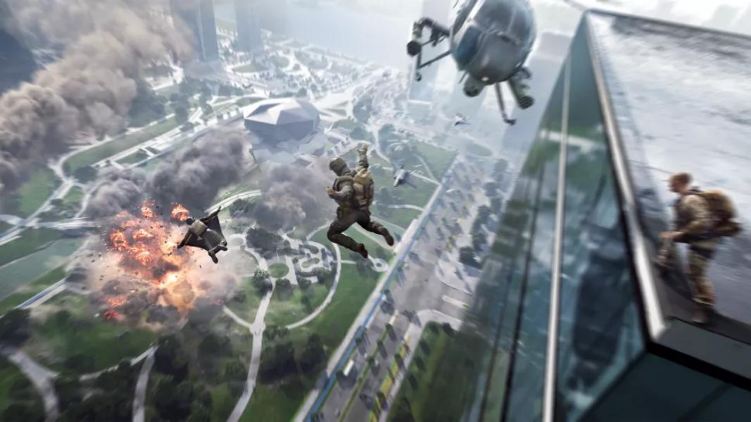 В Battlefield 2042 могут появиться карты из предыдущих частей франшизы