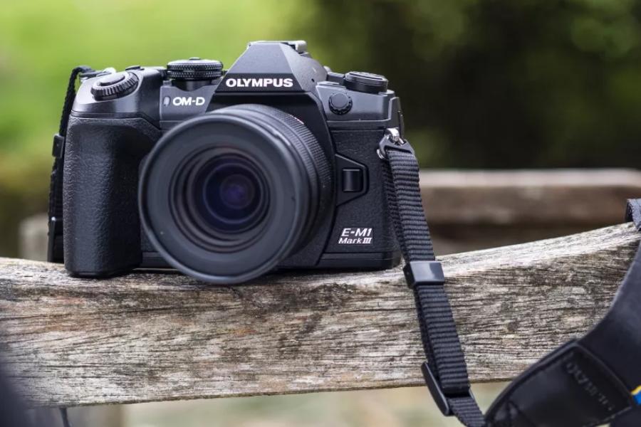 Новый фотоаппарат Olympus выйдет уже в ближайшие недели