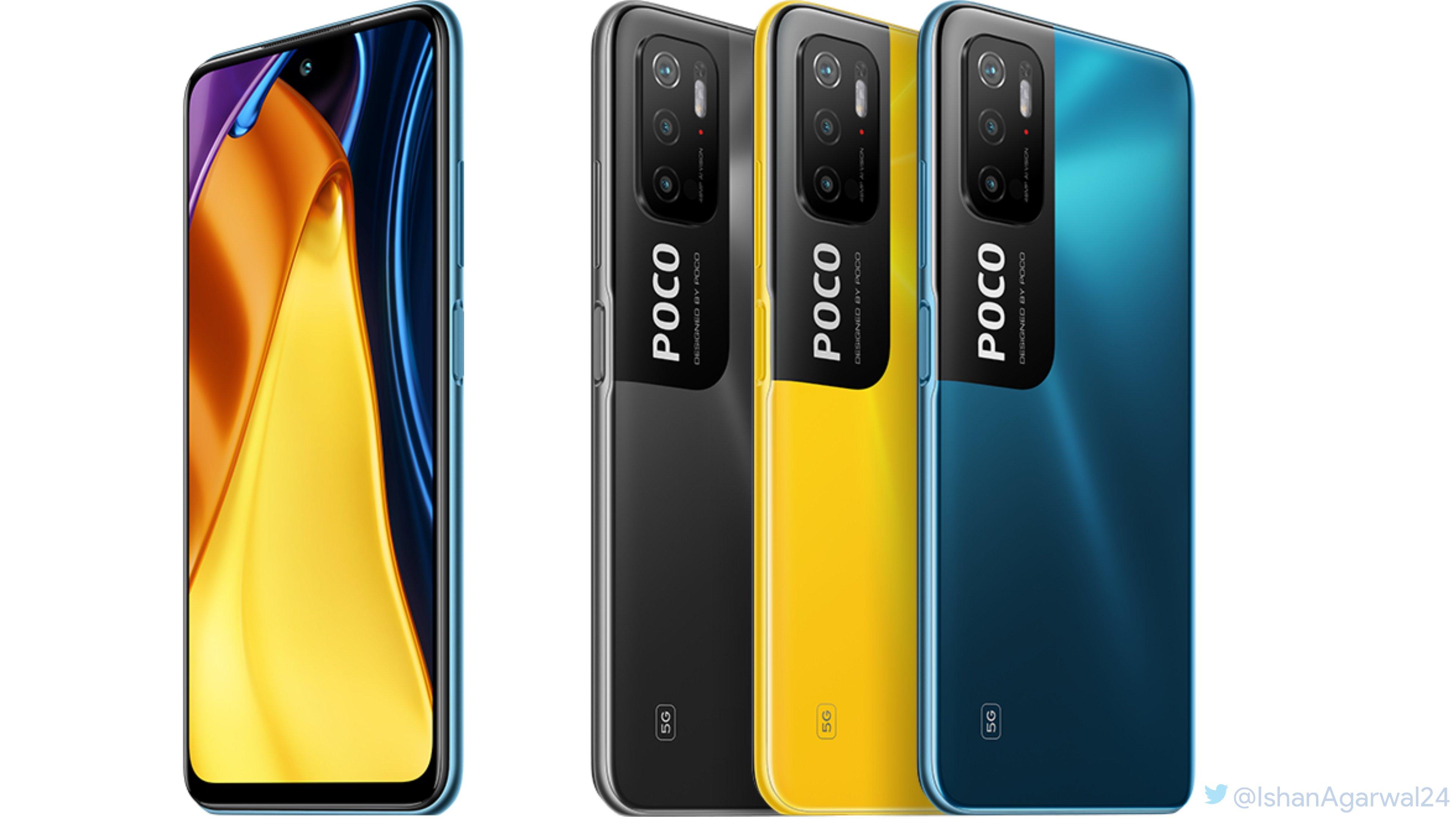 Xiaomi собирается удивить всех Poco M3 Pro. Дата выхода смартфона с необычным дизайном